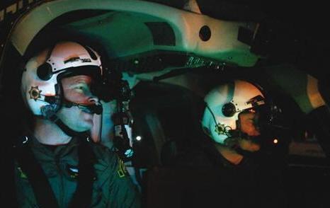 очки ночного видения для автомобиля и вертолёта