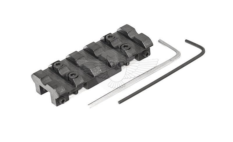 """Переходная планка """"Вентилируемая планка - Weawer"""" для МР-153, МР-155 и МР-135"""