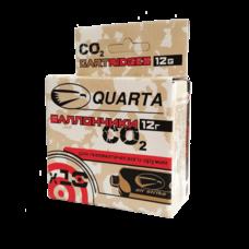 "Баллончики CO2 ""Quarta"", 12г, (упаковка 10 шт.)"