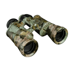Бинокль БПЦ 10х40 камуфляж «Хантер» с рубиновым покрытием