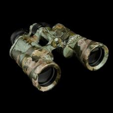 Бинокль БПЦ 10х40 камуфляж «Хантер» с сеткой и рубиновым покрытием