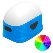 Фонарь кемпинговый Nitecore LA30 (синий, жёлтый)