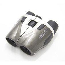 Бинокль Navigator 10-40х28, серебристо-серый