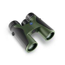 Бинокль Carl Zeiss TERRA ED 10x32, черно-зеленый