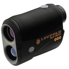 Лазерный дальномер Leupold Compact RX-800i TBR с DNA 6х23, с баллистическим калькулятором, black