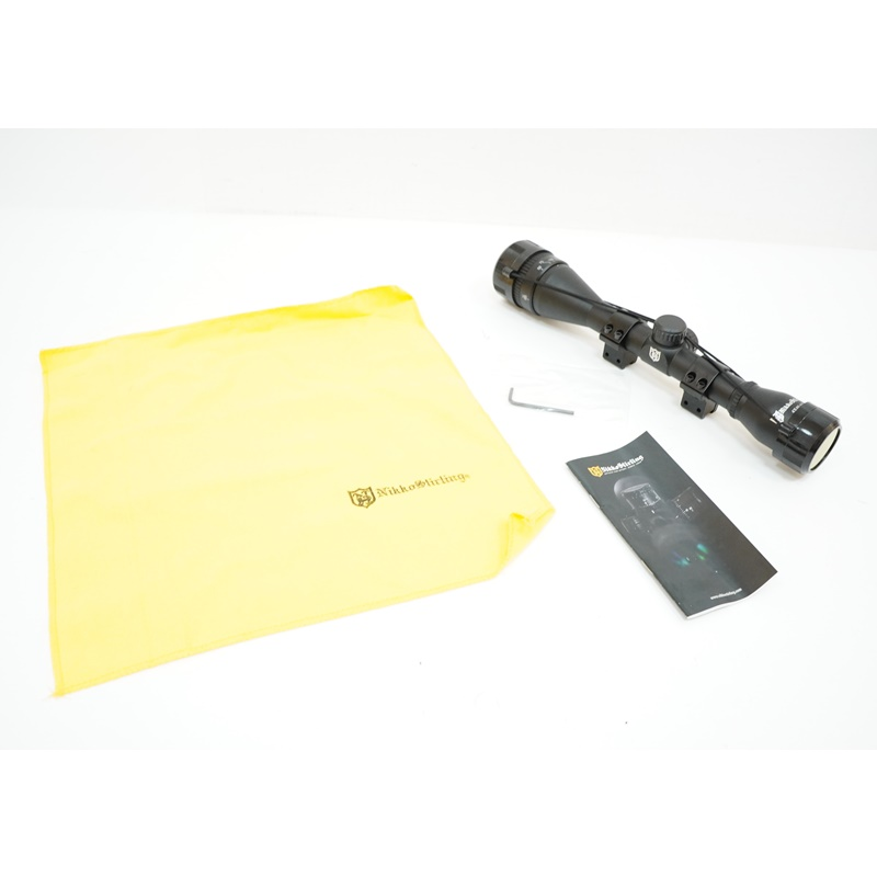 Оптический прицел Nikko Stirling MountMaster 4x40 AO (Half Mil-Dot)