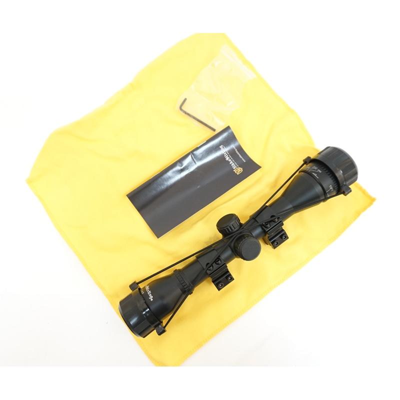 Оптический прицел Nikko Stirling MountMaster 4x32 AO (Half Mil-Dot) c подсветкой