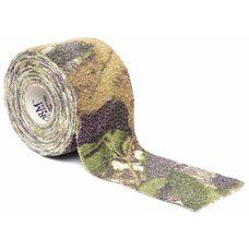 Камуфляжная лента многоразовая McNett цвет листва/дерево