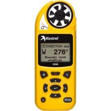 Метеостанция Kestrel 5500 LiNK с флюгером (цвет Yellow)