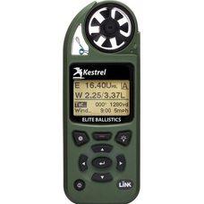 Метеостанция Kestrel 5700 Elite LiNK Applied Ballistics (цвет Olive)