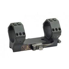 Быстросъемный моноблок Contessa на Weaver с кольцами 25.4 мм