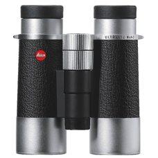 Бинокль Leica SilverLine 8x42, кожа, серебристый корпус