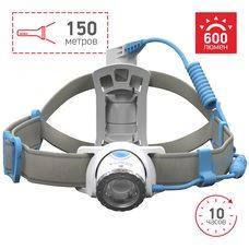 Cветодиодный налобный фонарь LedLencer NEO 10R 500917 синий