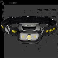 Фонарь Nitecore NU35 CREE XP-G3 S3 LED Black