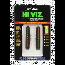 Оптоволоконная мушка HiViz TO300, ширина планки 5,5 мм - 8,3 мм