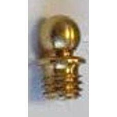 Оптоволоконная мушка Nimar металл - латунь 3,0 мм