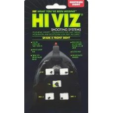 Оптоволоконная мушка HiViz SPARK II front sight зеленая