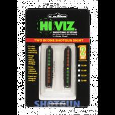 Оптоволоконная мушка HiViz TO350, ширина планки 8,4 мм - 9,0 мм