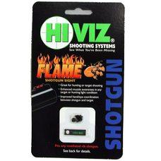 Оптоволоконная мушка HiViz Flame Sight зеленая