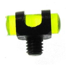 Оптоволоконная мушка Nimar светящаяся зелёная, Ø волокна 3,5мм, резьба 3,0 мм