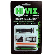 Комплект из мушки и целика HiViz (модели TS-2002 и M300 5,5мм - 8,3мм