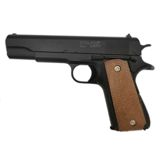 Пистолет пневматический Stalker SA1911 Spring (аналог Colt1911)