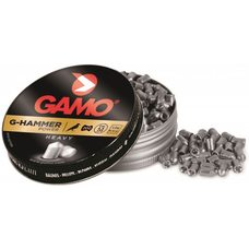 Пули пневматические GAMO G-HAMMER, 1 г, 4.5 мм, 200 шт