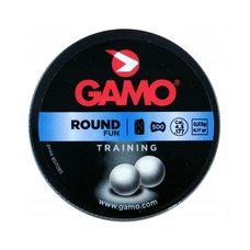 Пули пневматические GAMO ROUND, 0.53 г, 4.5 мм, 500 шт
