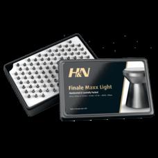 Пульки HN Final Maxx Light, 0.51 г, 4.5 мм, 200 шт