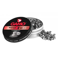Пули пневматические GAMO MATCH, 0.49 г, 4.5 мм, 250 шт