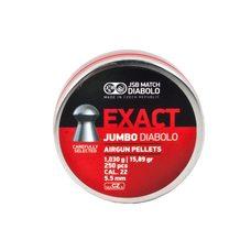 Пульки JSB Exact Jumbo, 1.03 г, 5.5 мм, 500 шт