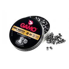 Пули пневматические GAMO PRO – MATCH, 0.49 г, 4.5 мм, 500 шт