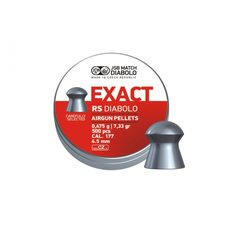 Пульки JSB Exact RS, 0.475 г, 4.5 мм, 500 шт
