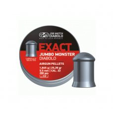 Пульки JSB Exact Jumbo Monster (redesigned), 1.645 г, 5.5 мм, 200 шт