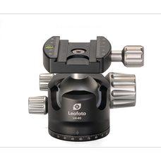 Голова с адептером Leofoto LH-40+QP-70N (шаровое соединение 40 мм)