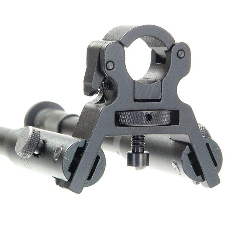 Сошки оружейные Veber 2227A на ствол