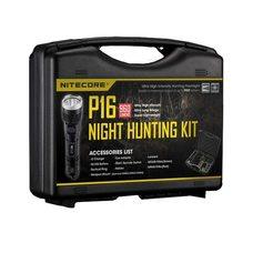 Комплект для охоты Nitecore P16 Hunting Kit Cree XM-L U2