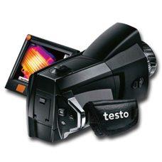 Комплект тепловизора Testo 885-2 c супер-телеобъективом C2 + C0 + V1