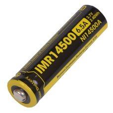Аккумулятор Nitecore IMR NL14500A 3.7v (650mAh) 6.5A