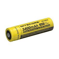 Аккумулятор Nitecore NL1834 18650 Li-ion 3.7v 3400mA