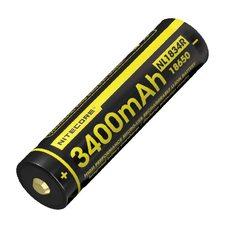 Аккумулятор Nitecore NL1834R 18650 3.7v 3400mA