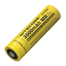 Аккумулятор Nitecore NL1835 18650 Li-ion 3.7v (3500mAh)