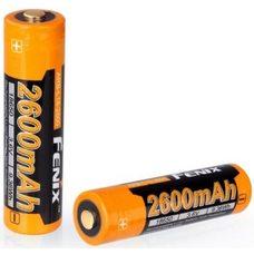 Аккумулятор 18650 FENIX ARB-L18 2600mAh ARB-L18-2600