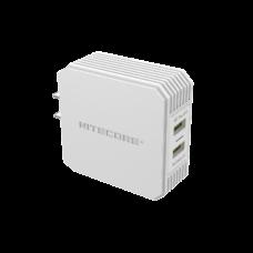 Адаптер USB Nitecore UA42Q 2-портовый