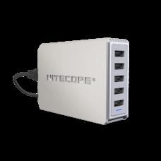 Адаптер USB Nitecore UA55 5-портовый