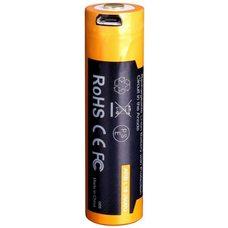 Аккумулятор с разъемом для USB 18650 FENIX 2600mAh ARB-L18-2600U