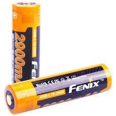 Аккумулятор 18650 FENIX ARB-L18 2900mAh ARB-L18-2900