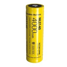 Аккумулятор Nitecore NL2140/21700 3.7v 4000mA 5A