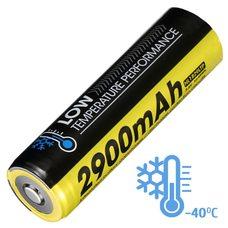 Аккумулятор Nitecore NL1829LTP 18650 Li-ion 3.7v 2900mA 4A -40° C