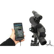 Зрительная труба со встроенным лазерным дальномером Newcon Spotter LRF PRO